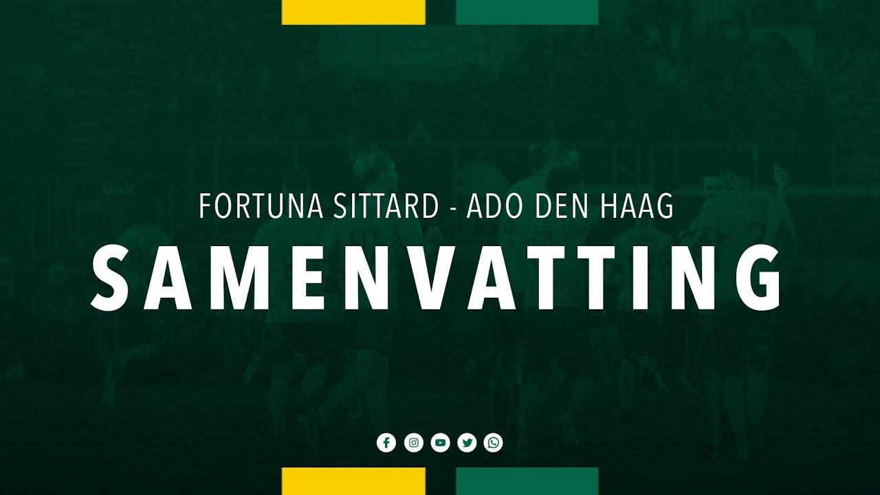 ???? Eredivisie   Fortuna Sittard - ADO Den Haag