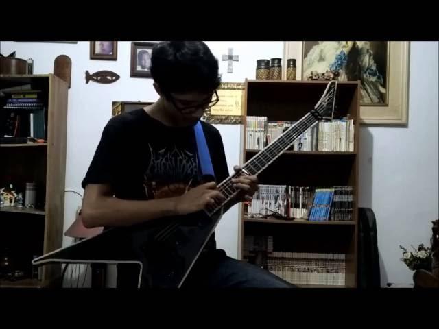 Masticator - Dominion (Guitar Playthrough)