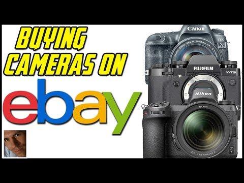 Buying Cameras On Ebay