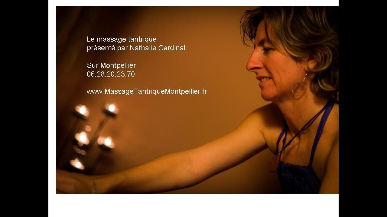 massage tantrique nathalie cardinal - YouTube