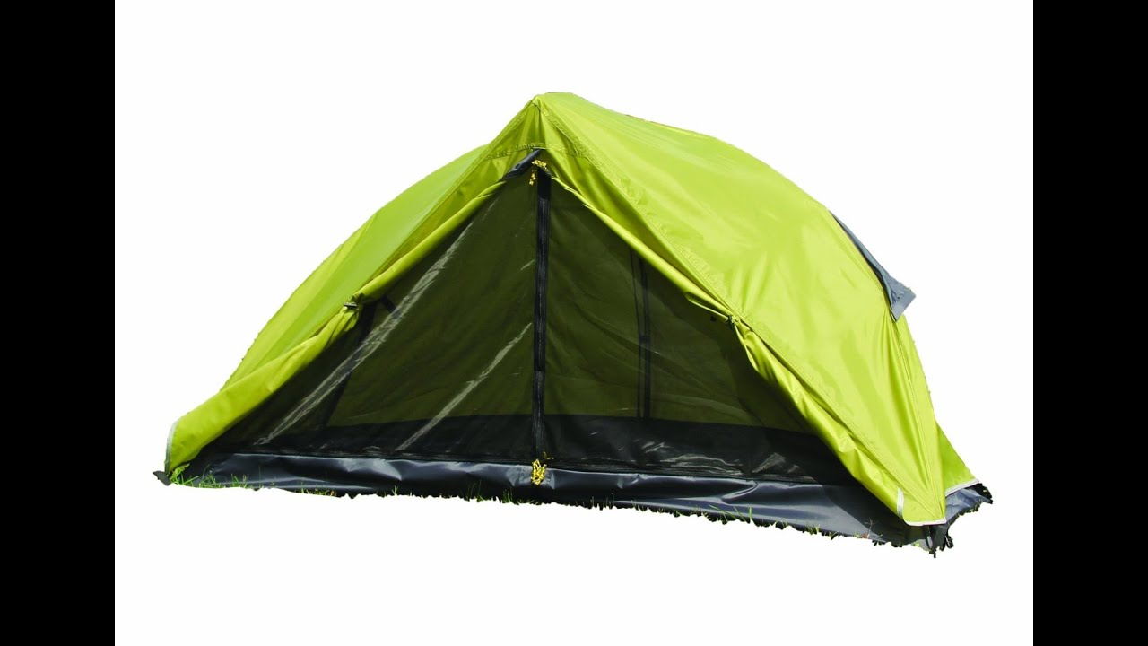 The Best backpacking tent for the budget- First Gear Cliff Hanger 1 person tent - YouTube  sc 1 st  YouTube : best two man tent for backpacking - memphite.com