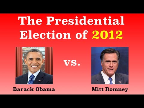 The American Presidential Election of 2012