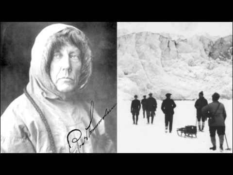 Roald Amundsen, the explorer from Fredrikstad