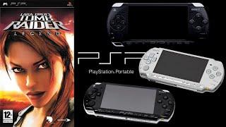 (PSP) Tomb Raider: Legend 100% ALL SECRETS Walkthrough/Longplay NO COMMENTARY