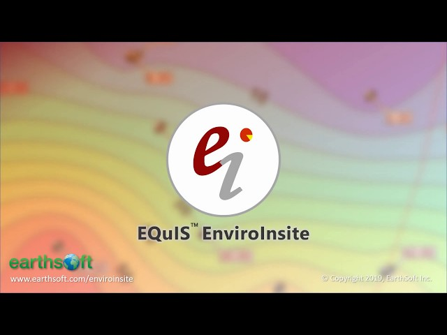 60 EQuIS EnviroInsite Graphics in 3 Minutes - Updated 2019