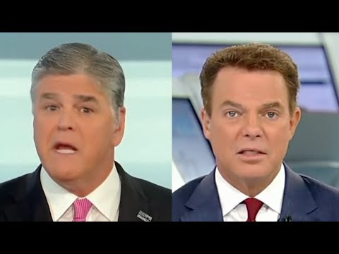 Fox News' Shep Smith shuts down Sean Hannity's lies and propaganda