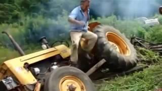 Приколы тракторов   Смотреть трактора! 18+ з матами