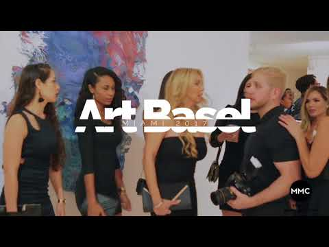 Miami Model Citizens At 2017 Art Basel