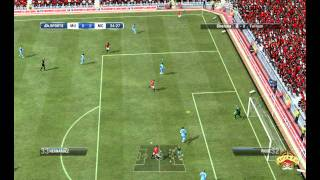 Manchester city manager mode  #1 FIFA 12 PC