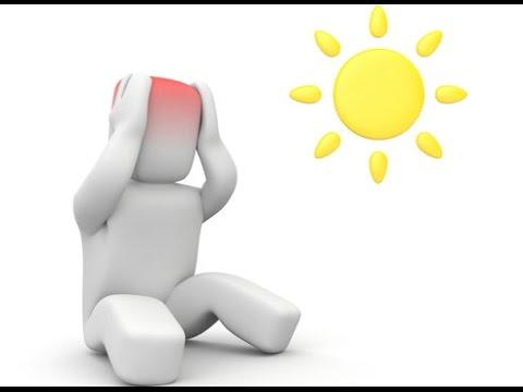 Тепловые и солнечные удары