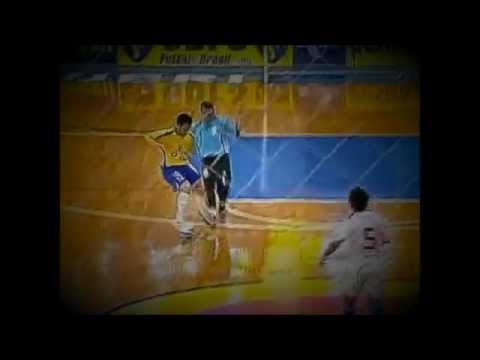 Falcao The King Of Futsal | Top Dribble Skills | Can't Be Touch Travel Video