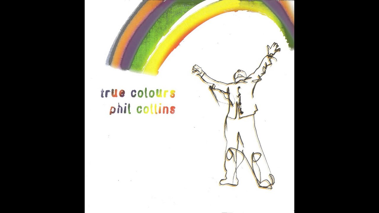 phil collins true colours rehearsal edit chords