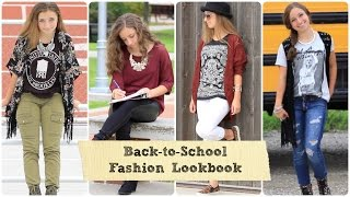 2014 Back-to-School Fashion | Brooklyn and Bailey Thumbnail