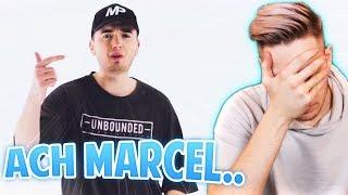 MarcelScorpion hat mich WIEDER GEDISST . .