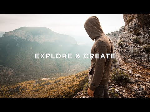 EXPLORE & CREATE | Cinematic Video | Shot on DJI Mavic Pro Platinum, Lumix GH4 & GH5