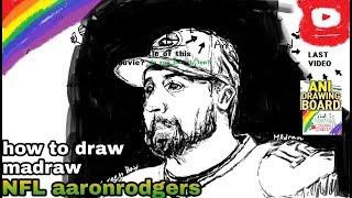 [Nfl/americanfootball/greenbay/aaronrodgers/gowtodraw]