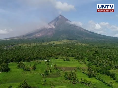 Mayon Volcano, isusulong na mapasok bilang World Heritage Site