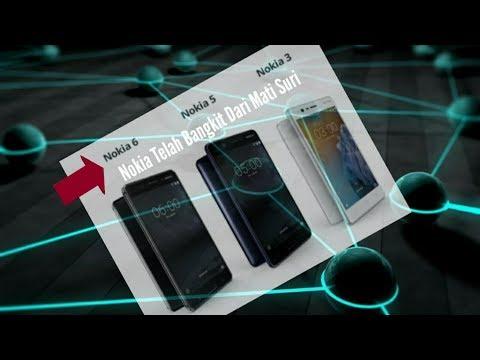 3 Smart Phone Android Terbaru Nokia Dipenghujung 2017