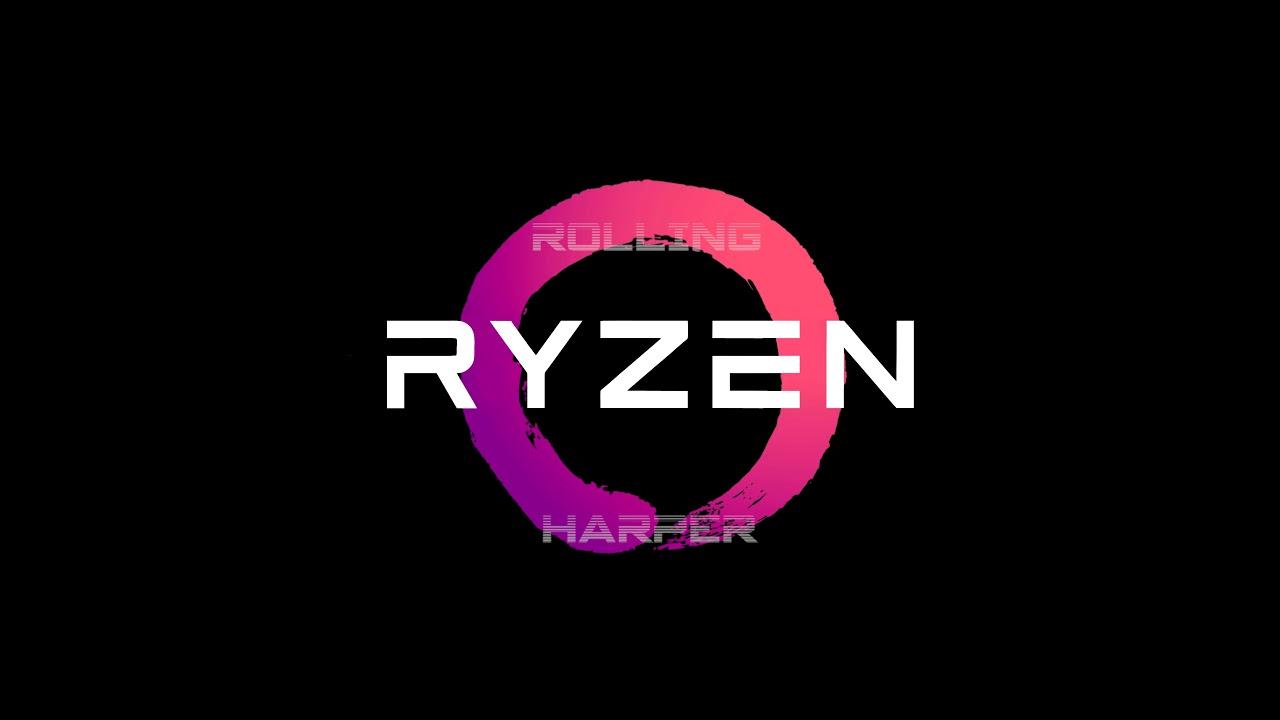 Ryzen Rgb Logo Youtube