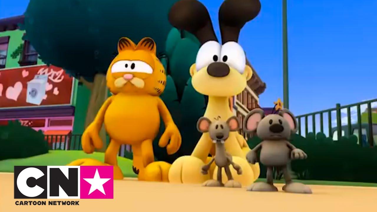 Neue folgen the garfield show cartoon network youtube - Garfield et cie youtube ...
