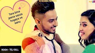 Tere Bina Jina Saza Ho Gaya - Rooh   Tere Bina Jina Saza Ho Gaya Full Song   New Punjabi Songs 2019