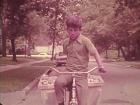 Paperboy Houston Chronicle 1970s Mp3