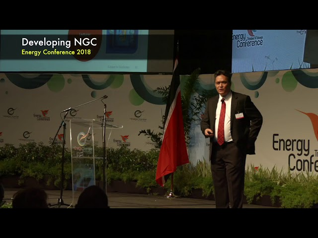 Transforming the T&T Natural Gas Industry: Maximising the Value Chain by Mark Loquan (04 of 04)