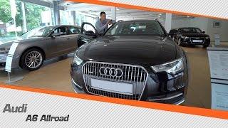 Осмотр Audi A6 Allroad в Эссен.(Моя партнерская программа для развития YouTube. Хочешь развивать свой канал? Тебе сюда http://join.air.io/destacar На..., 2016-07-16T10:45:16.000Z)