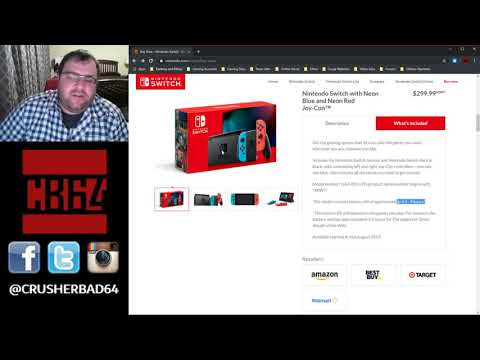 Nintendo Switch Revision Review