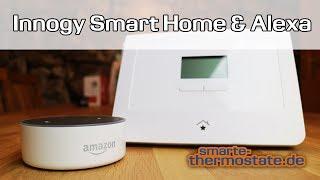 Smart Home Innogy mit Alexa verknüpfen – so funktioniert's Heizkörperthermostat Thermostat
