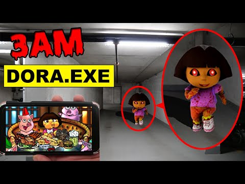 Download DONT WATCH SCARY DORA.EXE VIDEOS AT 3AM OR DORA.EXE WILL APPEAR | DORA.EXE IS HERE!