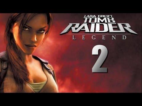 Tomb Raider: Underworld. Прохождение. #1. Погружение.