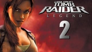 Прохождение Lara Croft Tomb Raider: Legend. Часть 2 - Перу