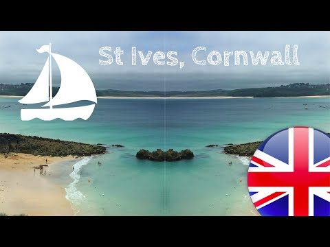 Cornwall Vlog l St Ives Travel Guide