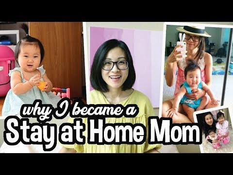 Why I quit my 6-figure job to become a stay at home mom (SAHM)