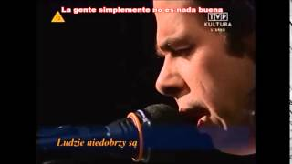 Nick Cave - People Ain't No Good (Subtitulos En Español)