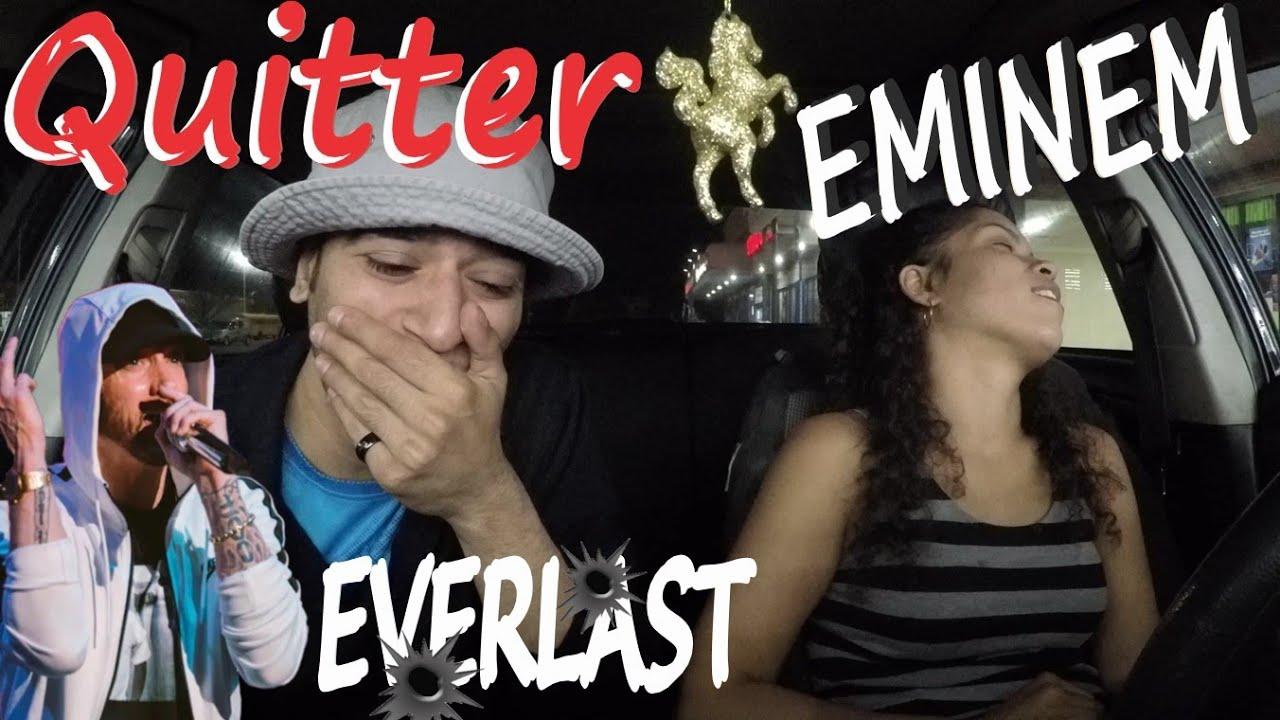 EMINEM | QUITTER | EVERLAST DISS ⚡????REACTION REACTION | TURKENDUCK