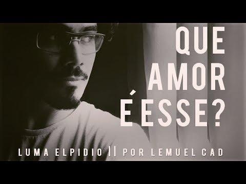 Que Amor é Esse - Luma Elpídio (Cover) || Lemuel CaD