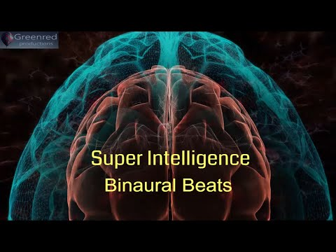 Super Intelligence - Binaural Beats, Focus Music For Concentration And Memory