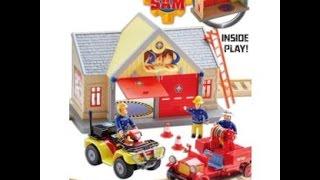 Fireman Sam Bessie Rescue Playset Pt 1