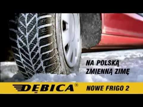 Bardzo dobry Debica Frigo 2 | Anvelope Debica - YouTube YQ54