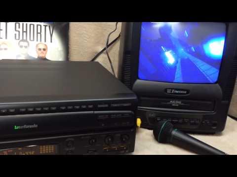 Pioneer CLD V840 Laserdisc Karaoke
