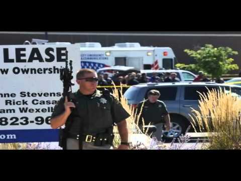 Shooting Rampage in Carson City, NV 9/6/2011
