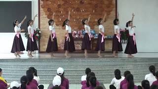 Múa - Trong tình yêu Chúa - Lê Đức Hùng - Ngày hội Ơn gọi - Đa Minh Rosa Limaa