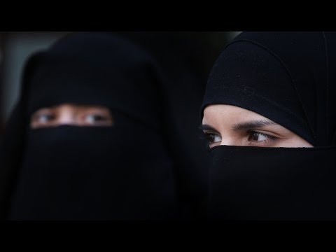 Two People Defied Swiss City's Burqa Ban, And It's Not Being Tolerated