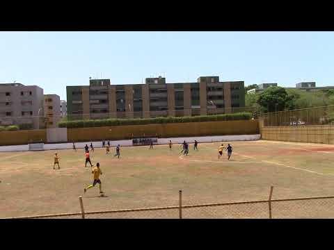 Cruzeiro-DF x UnB/Capital - 4ª Rodada Copa Brasília Sub-20 2017 - 1º Tempo I