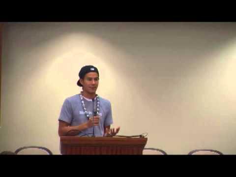 Garret Gee - Entrepreneur Lecture Series at BYU-Hawaii