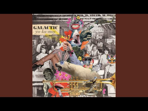 Cineramascope (feat. Trombone Shorty and Corey Henry)
