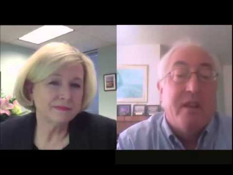 ISSCR CEO Nancy Witty Interviews Larry Goldstein