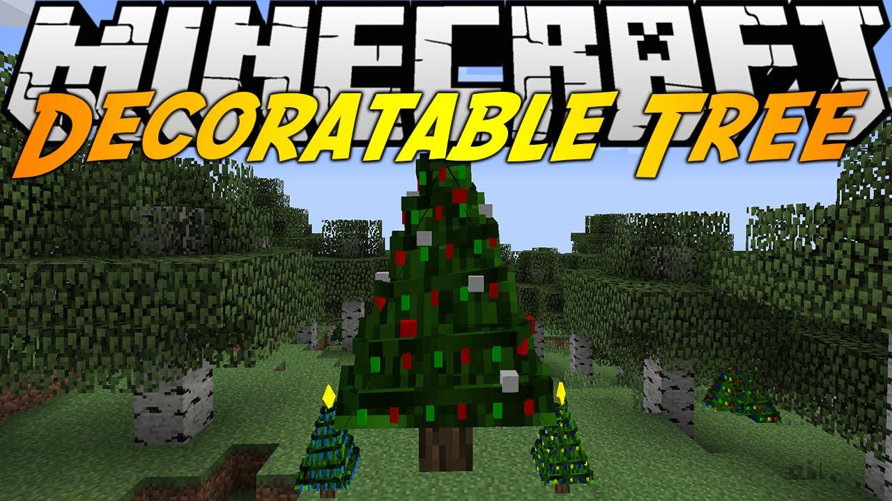 Minecraft мод Christmas Craft
